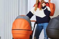 Kinderwagen Krausman Nexxo Orange