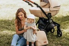 Kinderwagen Krausman Topaz Lux Beige