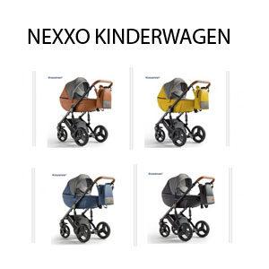 NEXXO Kinderwagen