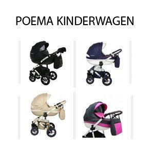 POEMA Kinderwagen