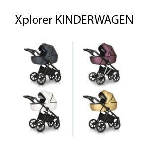 Xplorer Kinderwagen